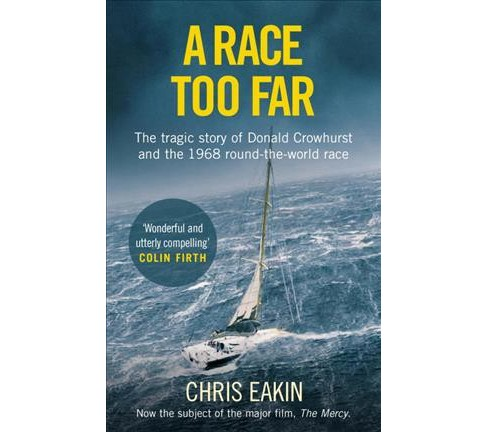 Race Too Far (Paperback) (Chris Eakin) - image 1 of 1