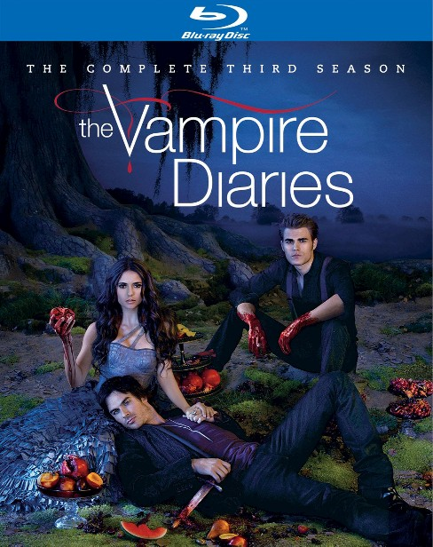 Vampire Diaries:Complete Third Season (Blu-ray) - image 1 of 1