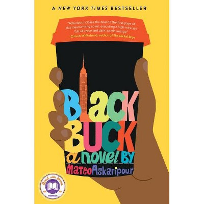 Black Buck - by Mateo Askaripour (Hardcover)