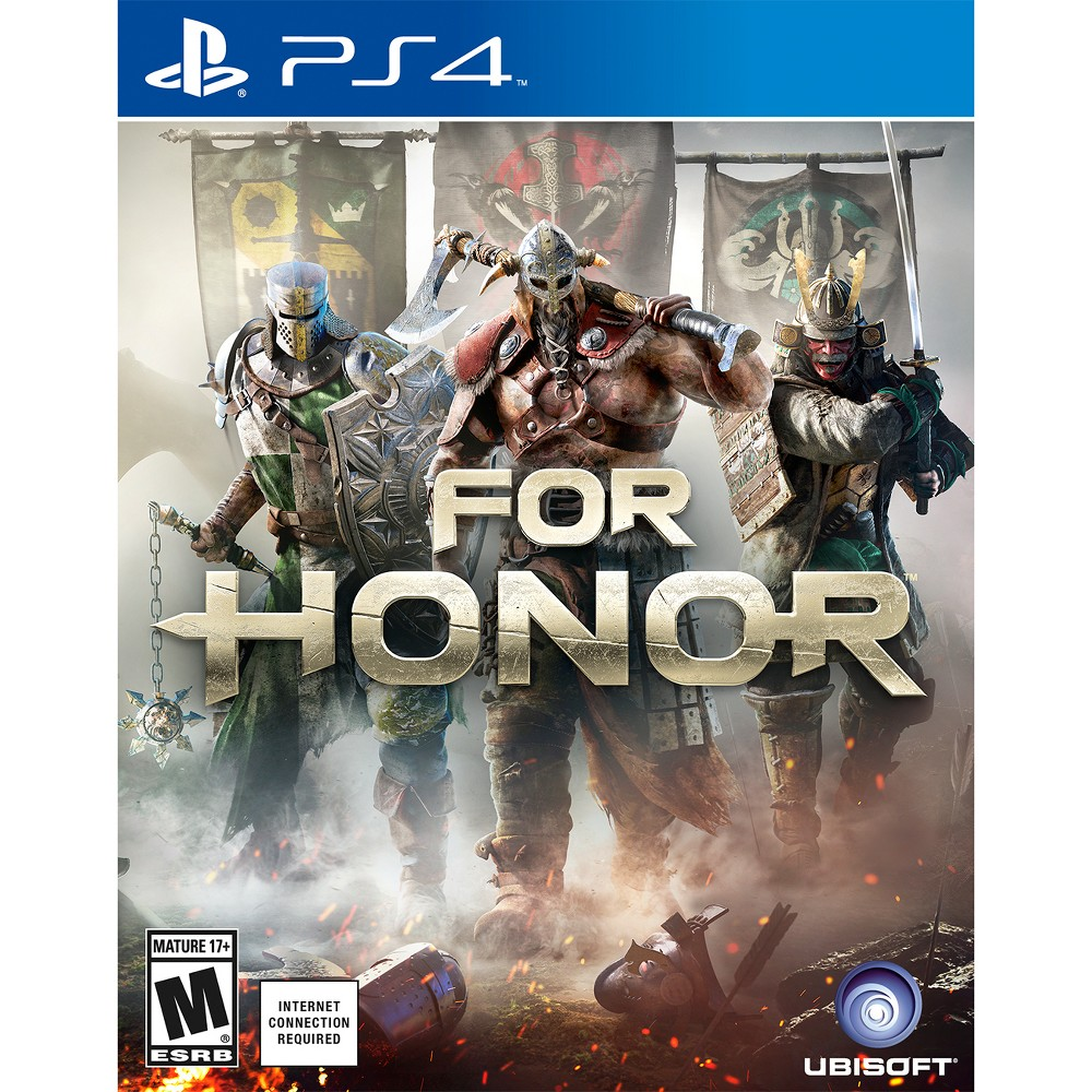 For Honor PlayStation 4, Video Games