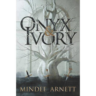Onyx & Ivory - by  Mindee Arnett (Paperback)