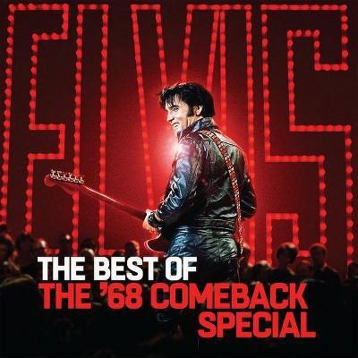 Elvis Presley 68 Comeback Special - 50th Anniversary (CD)