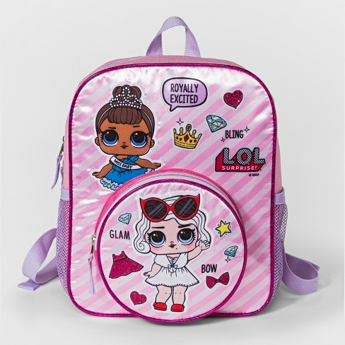 463591805a Girls  L.O.L. Surprise! Backpack - Pink   Target
