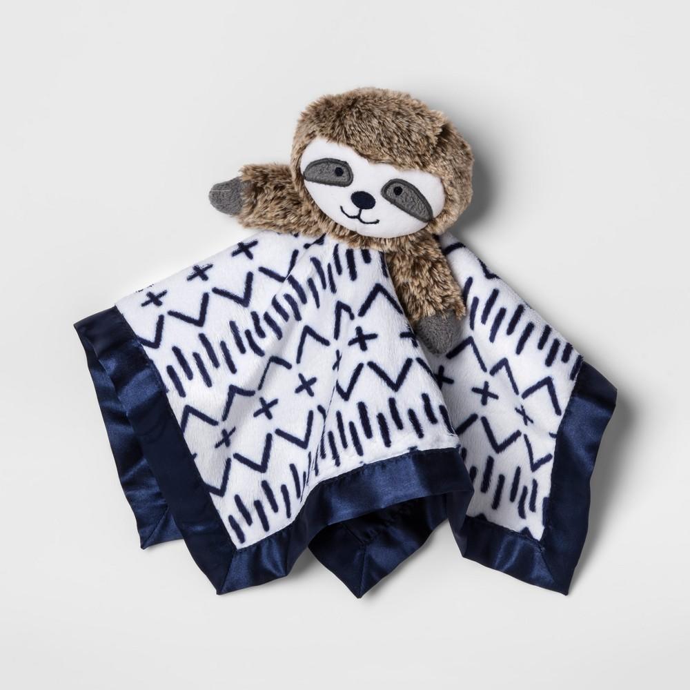 Security Blanket Sloth Cloud Island 8482 Brown