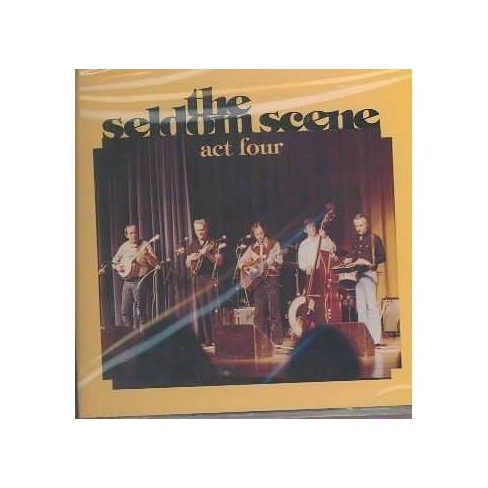 Seldom Scene (Bluegrass) (The) - Act Four (CD) - image 1 of 1