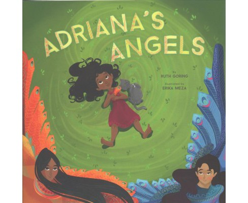 Adriana's Angels -  by Ruth Goring (Hardcover) - image 1 of 1