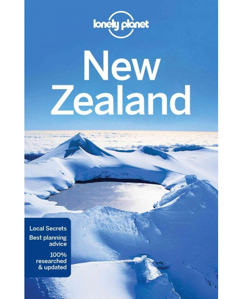 Lonely Planet New Zealand Aotearoa (Paperback) (Charles Rawlings-Way & Brett Atkinson & Sarah Bennett & - image 1 of 1