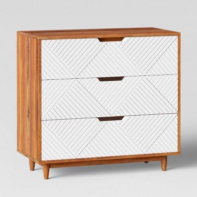 Touraco Dresser White Brown - Opalhouse™