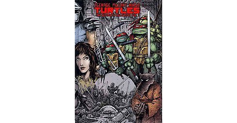Teenage Mutant Ninja Turtles 1 : The Ultimate Collection (Hardcover) (Kevin Eastman & Peter Laird) - image 1 of 1
