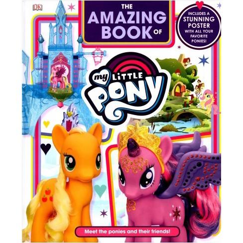 Amazing Book Of My Little Pony