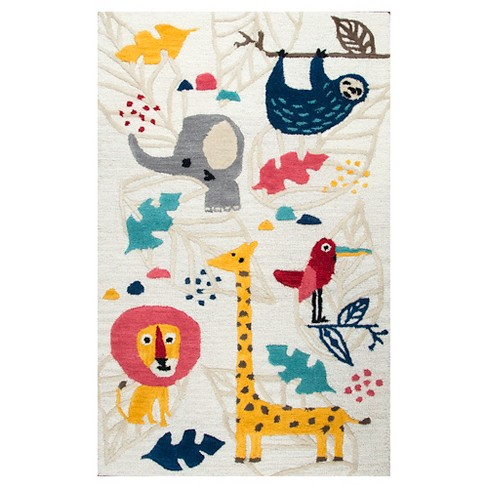 Safari Area Rug (3'x5') - Rizzy Home - image 1 of 4