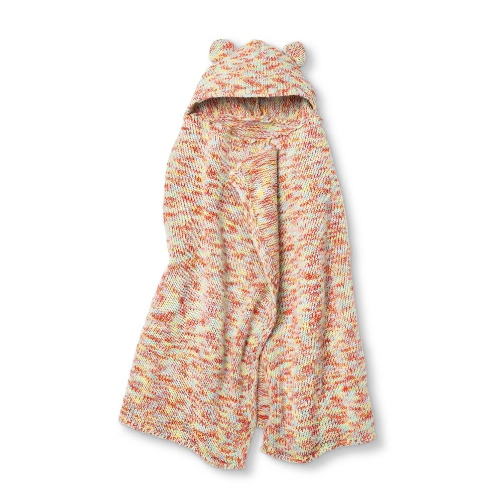 Image of Baby Blanket - Cloud Island Rose (Pink)