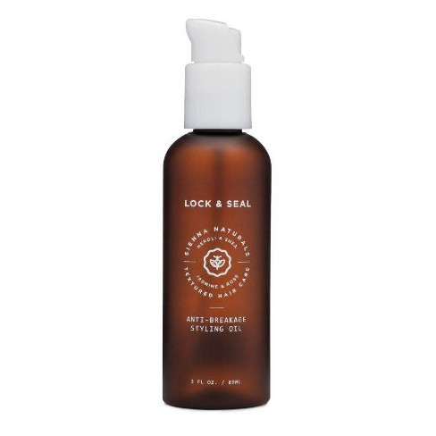 Sienna Naturals Lock and Seal Anti-Breakage Oil for Curls - 3 fl oz - image 1 of 4