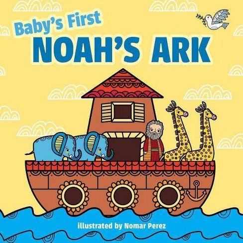 Baby's First Noah's Ark - (Hardcover) - image 1 of 1