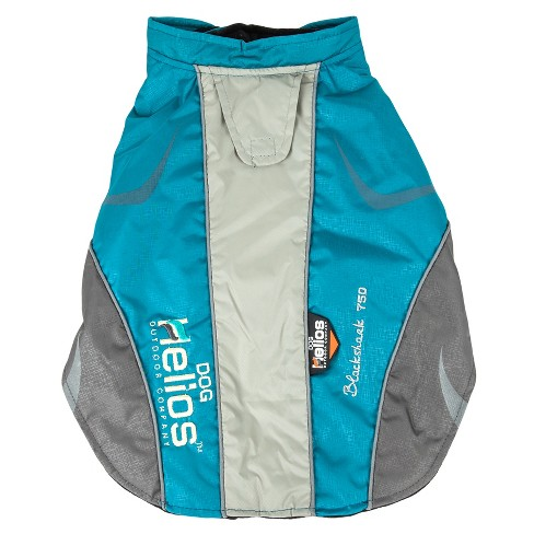 Helios Altitude-Mountaineer Wrap-Easy Closure Protective Waterproof Dog Coat with Blackshark Technology - Blue - image 1 of 9