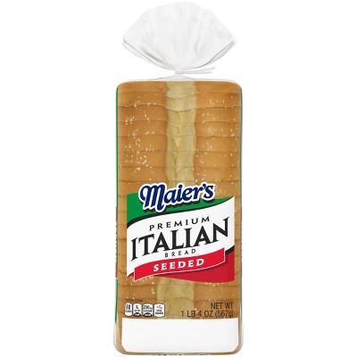 Maier's Italian Seeded Bread - 20oz