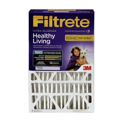 Filtrete Ultra Allergen 20x25x4, Air Filter