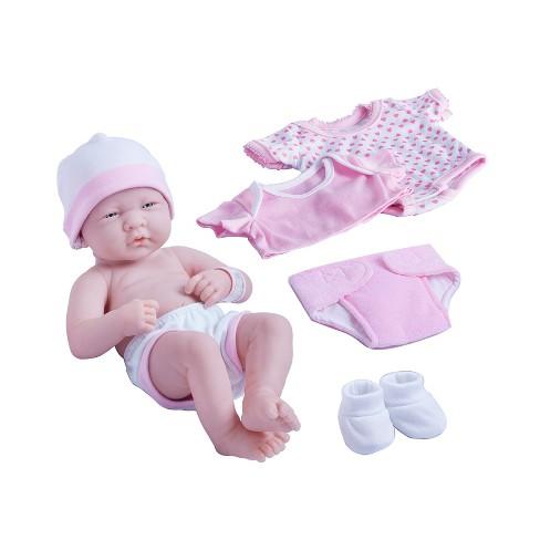 "JC Toys La Newborn 14"" Baby Doll - Layette - image 1 of 1"