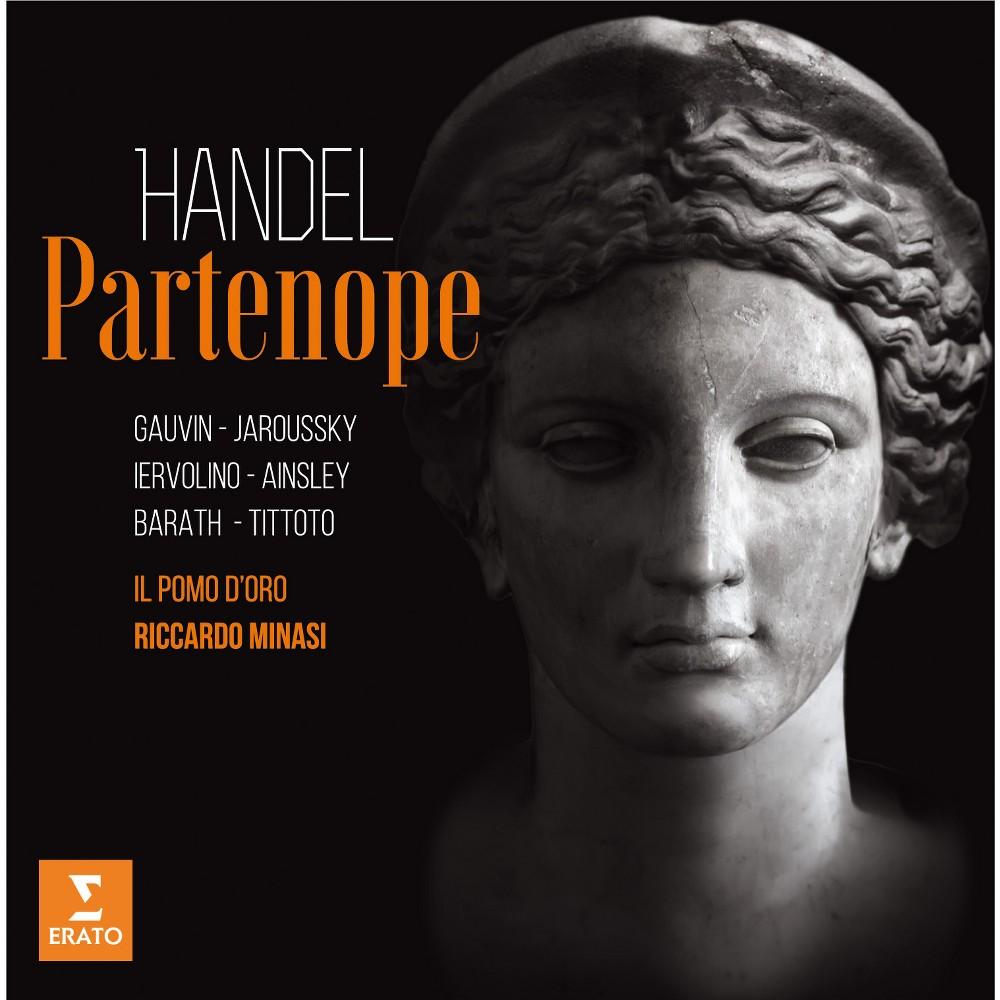 Philippe Jaroussky - Partenope (CD)