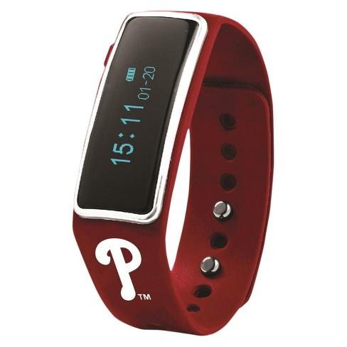MLB Philadelphia Phillies Nuband Activity and Sleep Tracking Band - Red - image 1 of 1