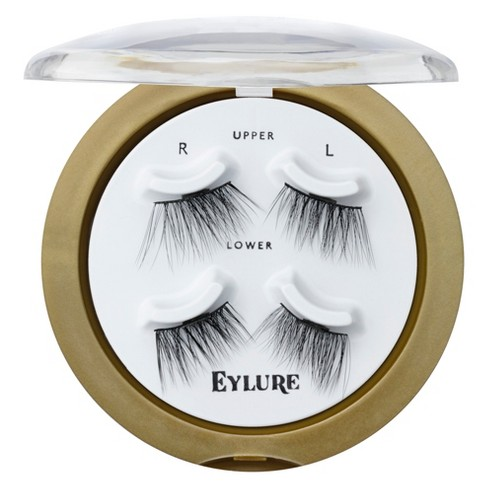 093f8841b38 Eylure Luxe False Eyelashes Magnetic Opulent Accent - 1pr : Target