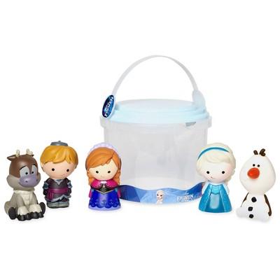 Frozen Bath Toy Set - Disney store