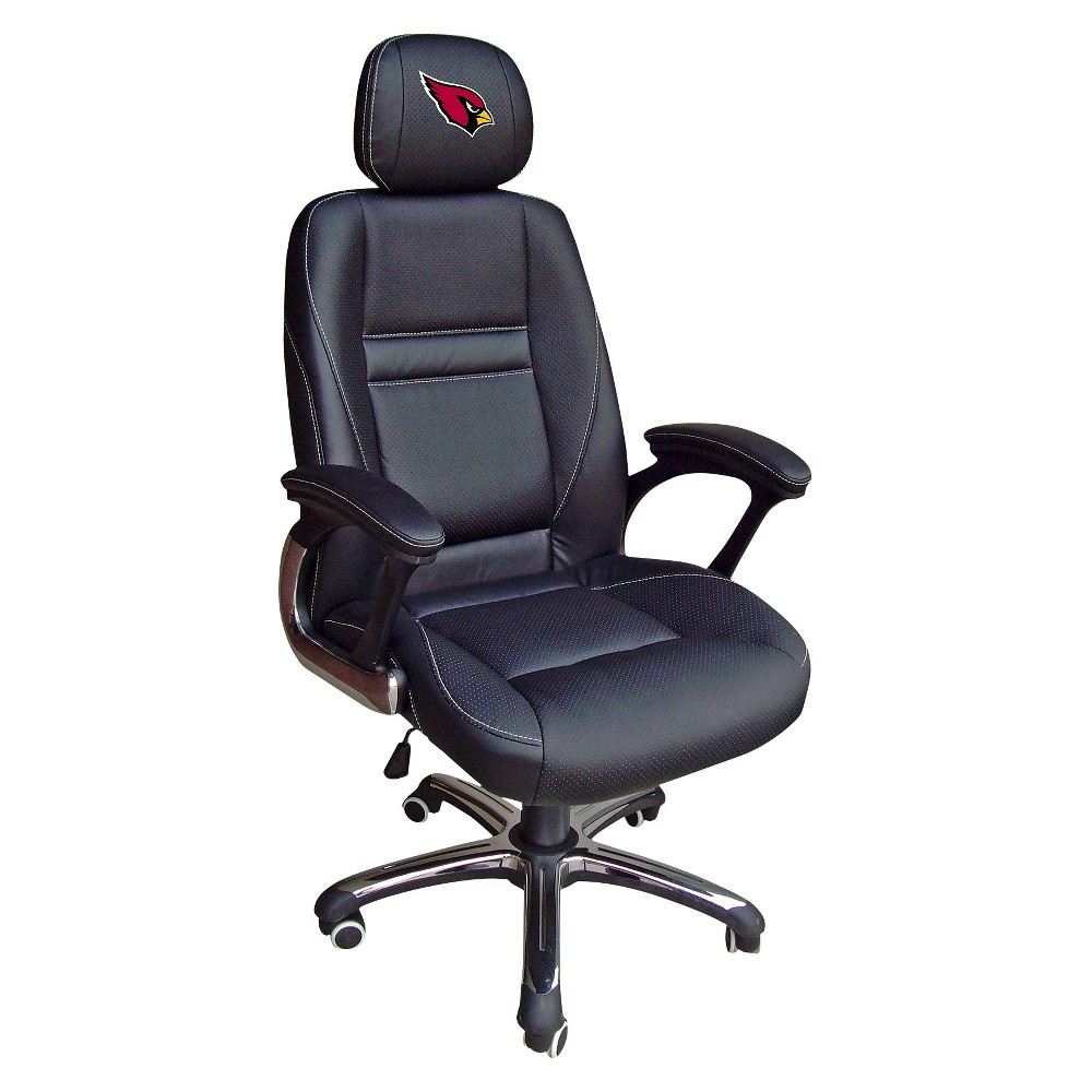 NFL Leather Office Chair Arizona Cardinals
