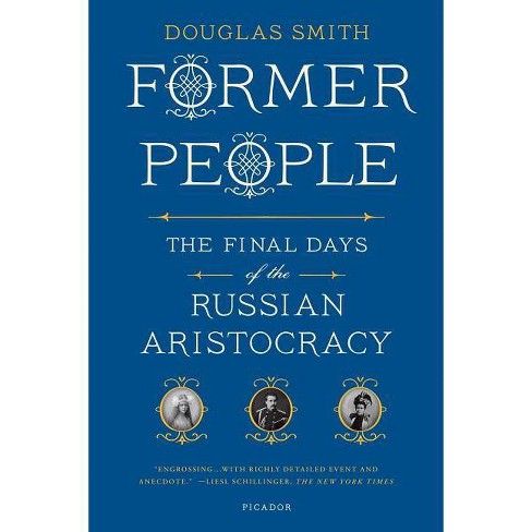 Former People - by  Douglas Smith (Paperback) - image 1 of 1