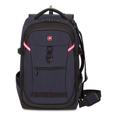 "SWISSGEAR 22"" Core Travel Backpack - Black"