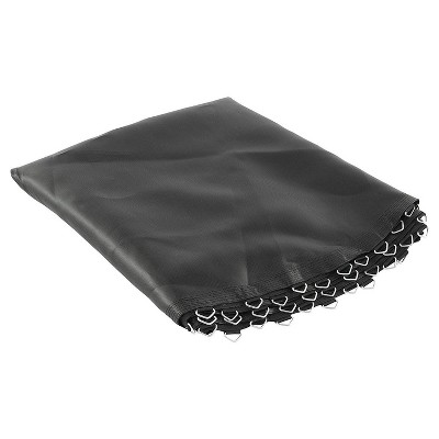Upper Bounce Trampoline Replacement Jumping Mat for 15' Round Frames - Black