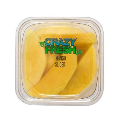 Crazy Fresh Sliced Mango - 15oz