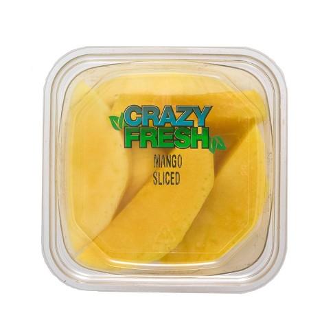 Crazy Fresh Sliced Mango - 15oz - image 1 of 2