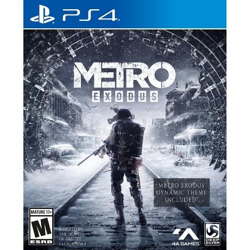 Metro Exodus - PlayStation 4 - image 1 of 4