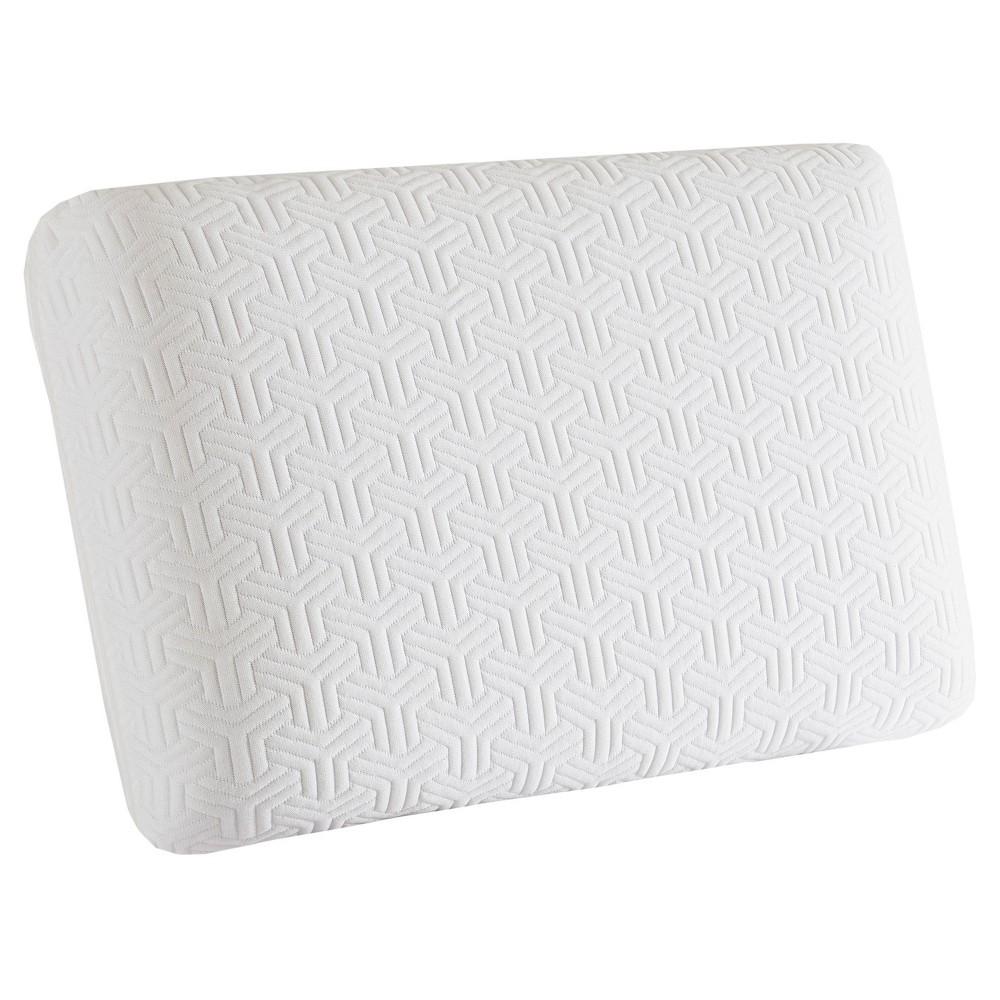 Image of Classic Gel Memory Foam Standard Pillow (Standard) White
