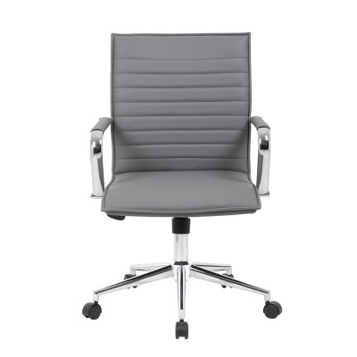 Task Chair Vinyl - Boss Office Products : Target