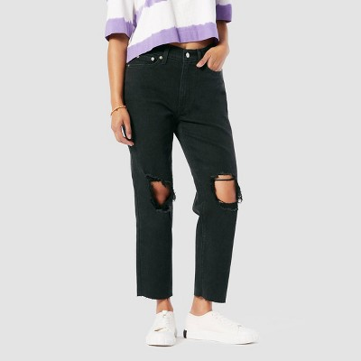 DENIZEN® from Levi's® Women's Ultra-High Rise Straight Cropped Jeans