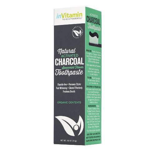 inVitamin 4 oz Toothpaste - image 1 of 2