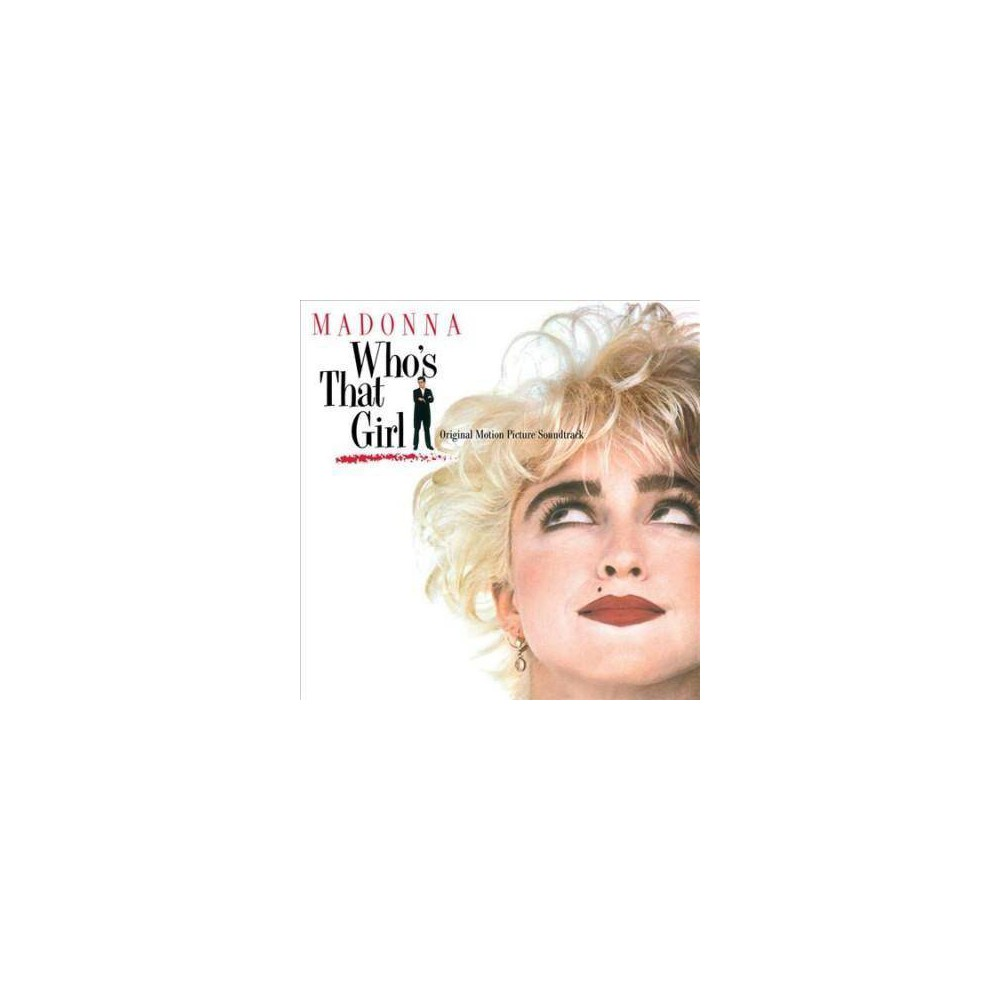 Madonna Who S That Girl Ost Vinyl
