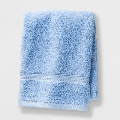 Perfectly Soft Solid Hand Towel Placid Blue - Opalhouse™