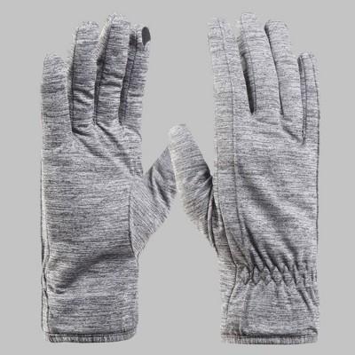 Isotoner Men's Gloves - Gray