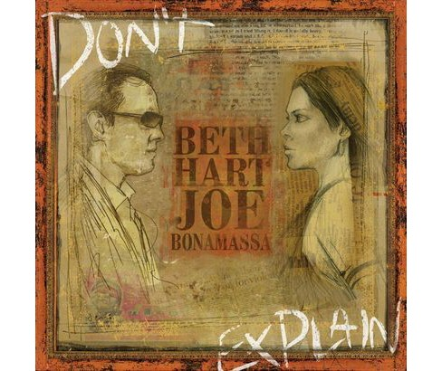 Beth hart - Don't explain (CD) - image 1 of 1