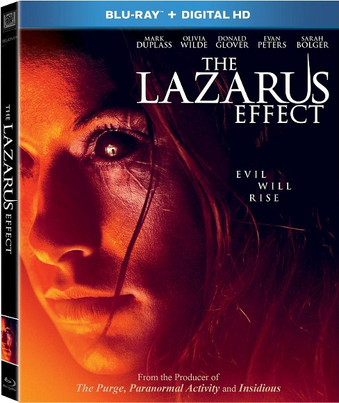 The Lazarus Effect (Blu-ray) - image 1 of 1
