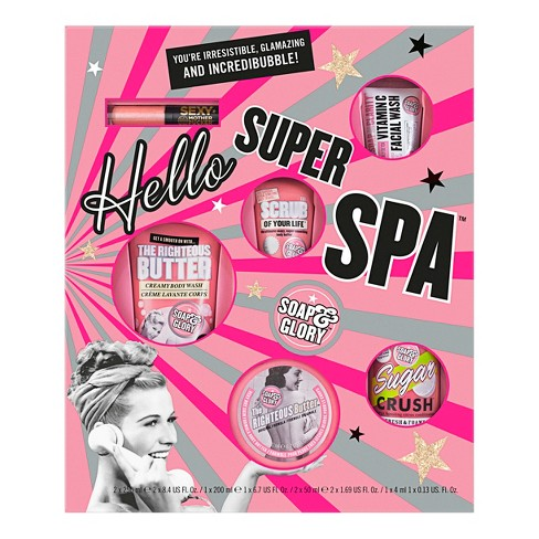 Soap & Glory Hello Superspa Gift Set - image 1 of 1