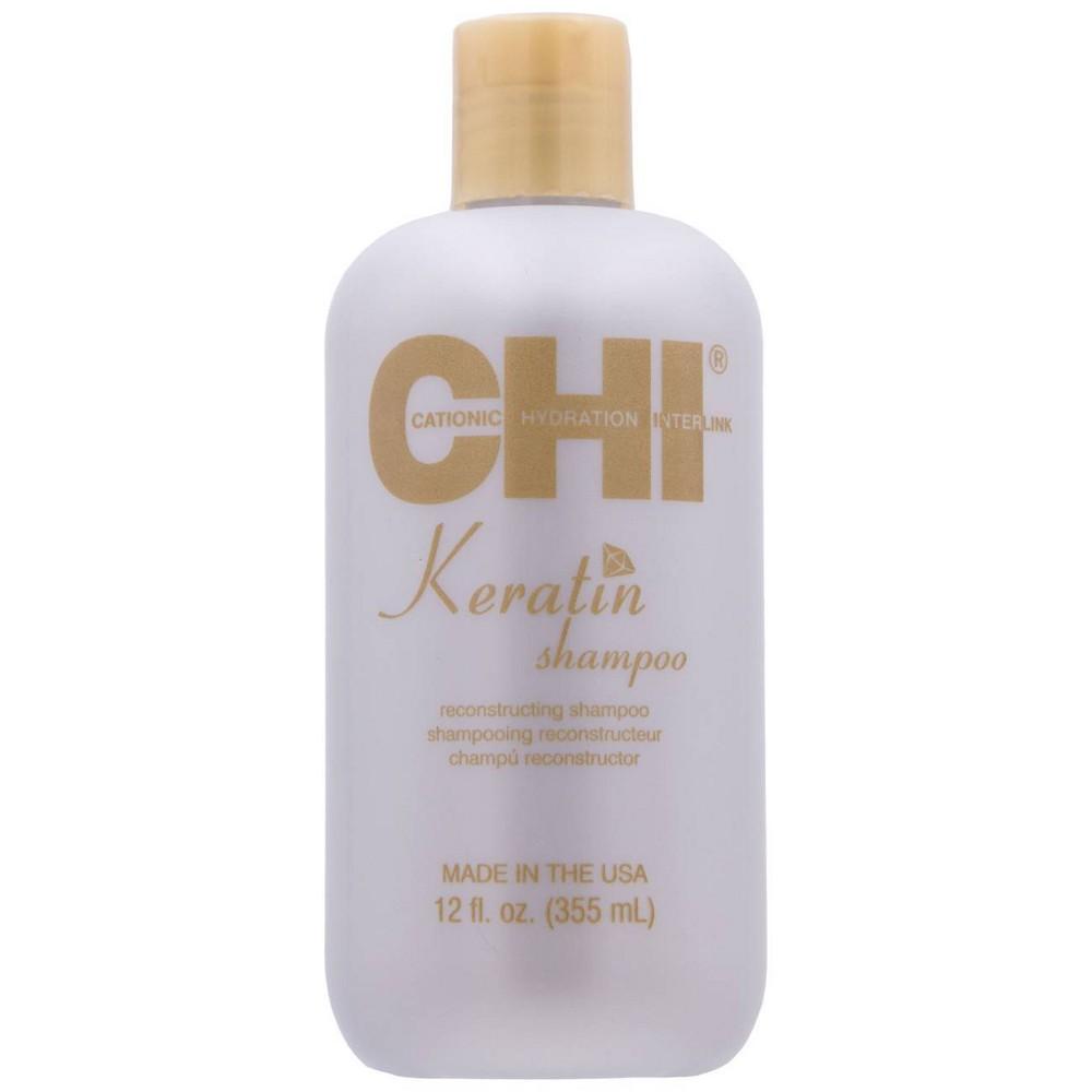 Image of CHI Keratin Reconstructing Shampoo - 12 fl oz