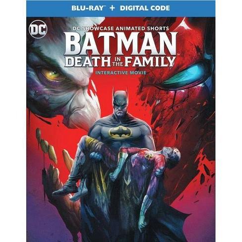 Dc Showcase Shorts Batman Death In The Family Blu Ray Digital Target