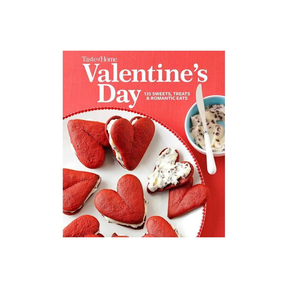 Taste Of Home Valentine S Day Mini Binder Hardcover
