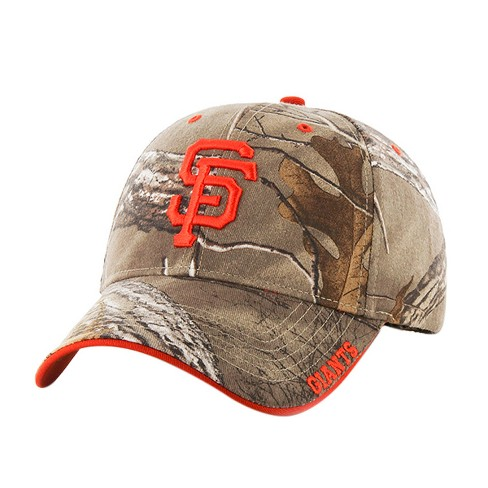 e64d60e5 MLB San Francisco Giants Fan Favorite Realtree Hat