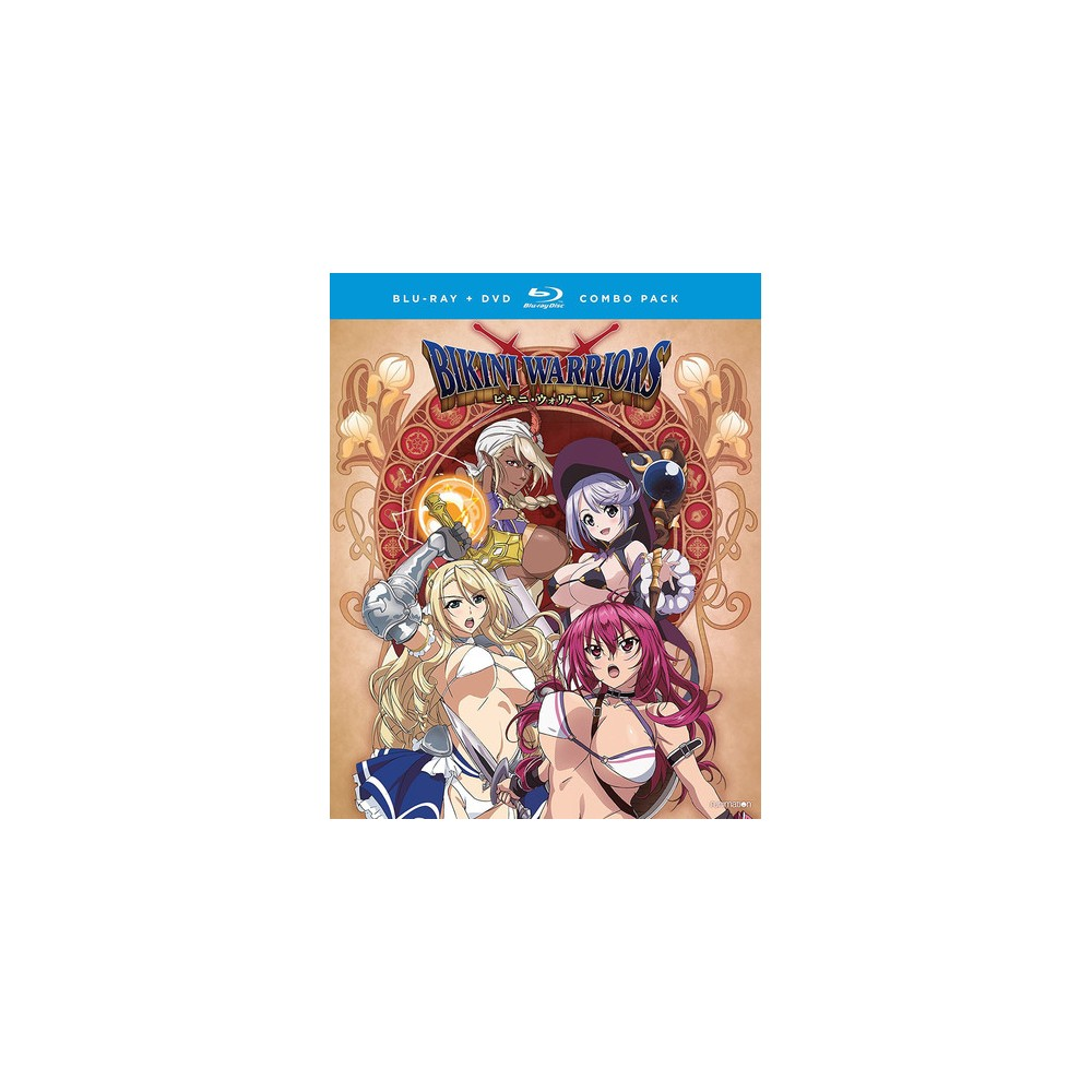 Bikini Warriors:Complete Series (Bd/D (Blu-ray)