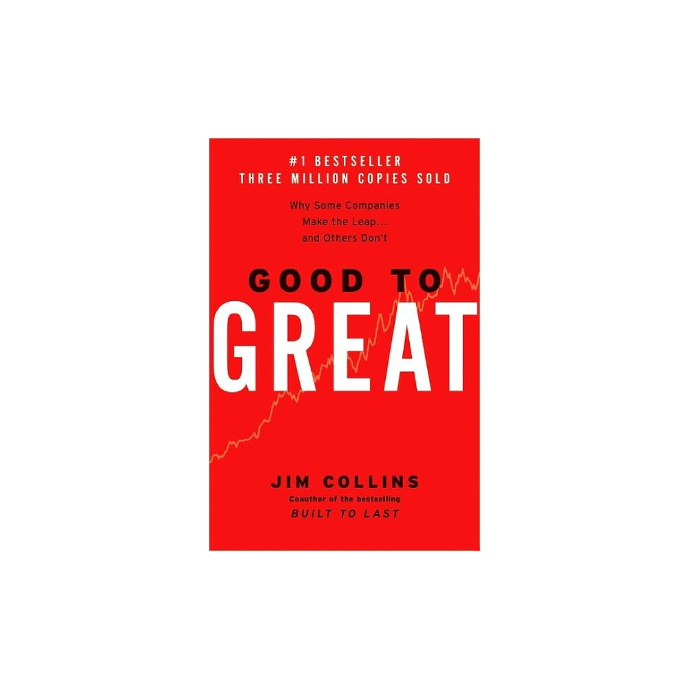 Good To Great Hardcover By James Collins