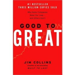 Good to Great (Hardcover) by James Collins